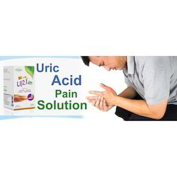 Uric Acid Pain Solution