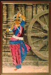 Indian Classical Dance - Odissi Rudra