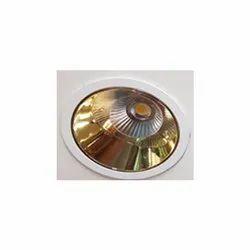 VTAC Electric 12W Gold Rim LED COB Light, Model Number: VT-2612