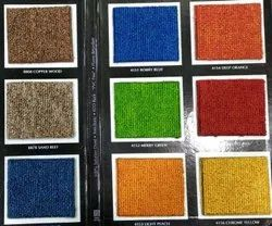 Plain High Lighter Carpet Tile