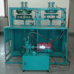 Automatic Hydraulic Paper Plate Double Die Machine