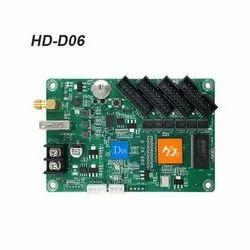 HD D06 LED CONTROL CARD
