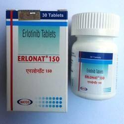 Erlonat 150 mg (Enlotinib) Tablets