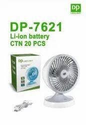 Dp7621 Rechargeable Fan