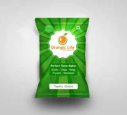 Orangic Life Tomato Chutney Masala, Packaging Type: Box, Packaging Size: 20 Kg