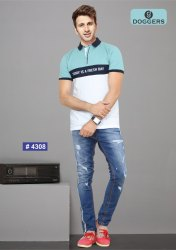 Men''s Polo Printed T-Shirts