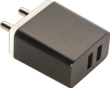 Black Wall Charger, Model Number: Esu431
