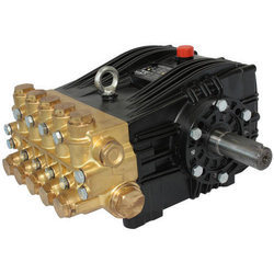 Brass High Pressure Pump, Max Flow Rate: 8.5 to 70 LPM