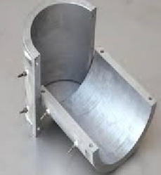 CAST-IN-ALUMINIUM HEATERS