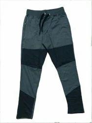 Cotton Grey Track Pant