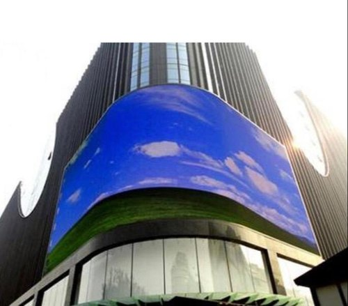 LED Video Wall - P6 Outdoor LED Walls Manufacturer from Nagpur