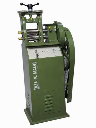Single Head Rolling Machine