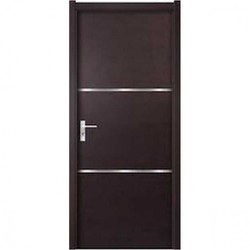 Brown Wood Laminated Door