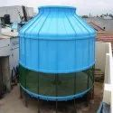 5 Ton FRP Round Bottle Cooling Tower