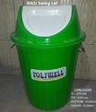 60L Swing Lid Dustbin