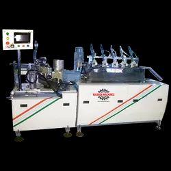 High-Speed Paper Straw Making Machine