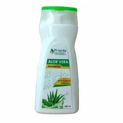 Priority Herbals Unisex Aloe Vera Shampoo, Pack Size: 200 ml