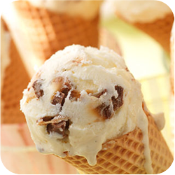 Cadbury Dairy Milk Caramel And Vanilla Ice Cream