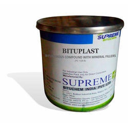 Bituminous Compound With Mineral Fillers