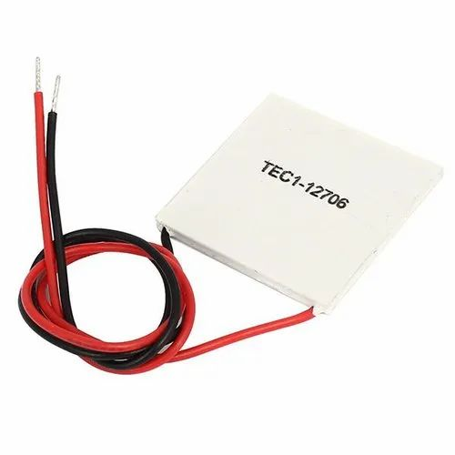 Tec1 12706 40x40mm Thermoelectric Cooler 6a Peltier Module For