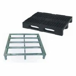 Plastic and MS Two and Four Way Pallet