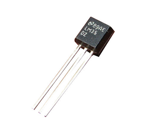 LM35DZ Temperature Sensor with Analog Output