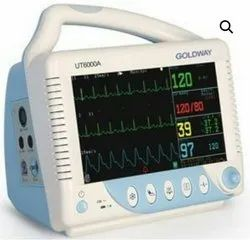 Philips Goldway Multi Parameter Patient Portable Cardiac Monitor