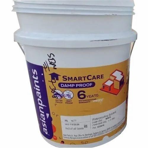 Asian Paints Matt 20l Smartcare Damp Proof Paint Packaging Type Bucket Rs 4000 Bucket Id 22487117155