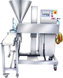 4.5 Kw Electric Versatile Spot Cake Depositor, Packaging Type: Pollypack, Capacity: 150 Kg Per Hr