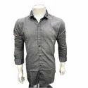 Mens Full Sleeve Printed Casual Shirt