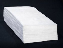 ADS White Disposable Salon Towel 50 To 60 GSM, For Hotel, Square