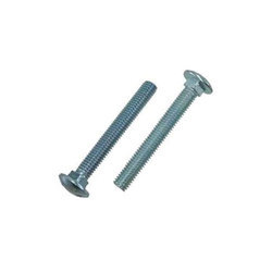 SIP and Stainless Steel Carriage Bolt