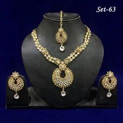 Party Indian artificial Necklace Sets