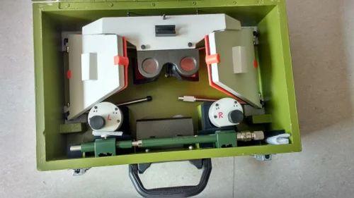 Mirror Stereoscope - Mirror Stereoscope With 4x Binocular