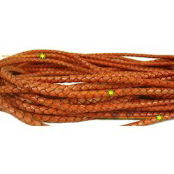 Antique Tomato Color Braided Cords