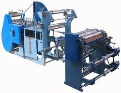 Friends Fully Automatic Grocery Craft Paper Bag Making Machine with 3hp motor