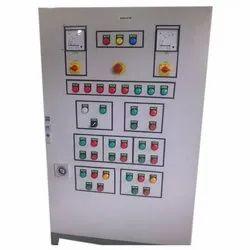 50 Hp Three Phase Hydraulic Pump Control Panel