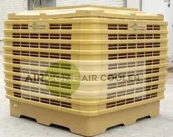 Thunder Orange Evaporative Air Cooler