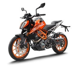 KTM Duke 390 Motorcycle