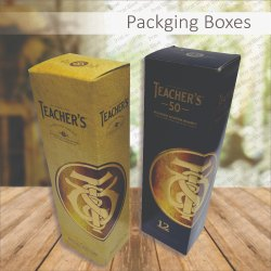 Bottle Packaging Box