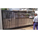 Motorised Sliding Gate