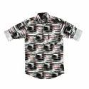 Designer Printed Mens Shirt