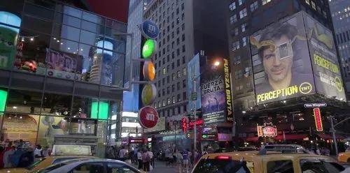 Corporates Building Huge Led Display Screen