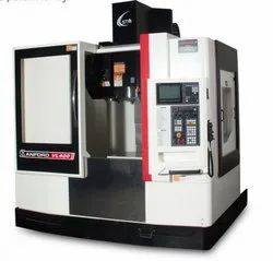 Vertical CNC Machining Center STM VL 800 VMC Machine