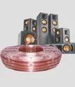 Finolex Speaker Cable 2 0 Sqmm Transperant