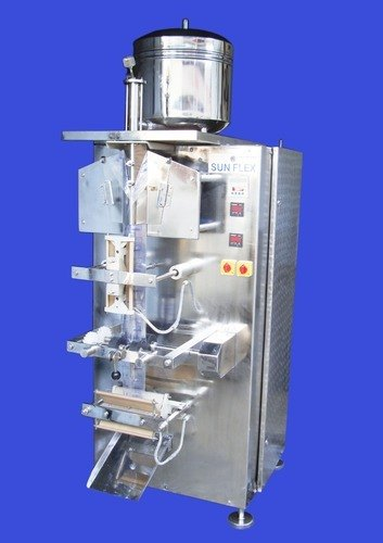 Liquid Pouch Filling Machine, Pouch Capacity: 250 - 2000 mL