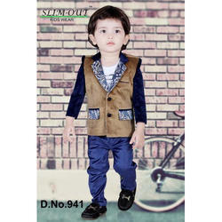 Kids Stylish Blazer Set
