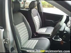 Ford Figo Customize Car Seat Cover-Feather