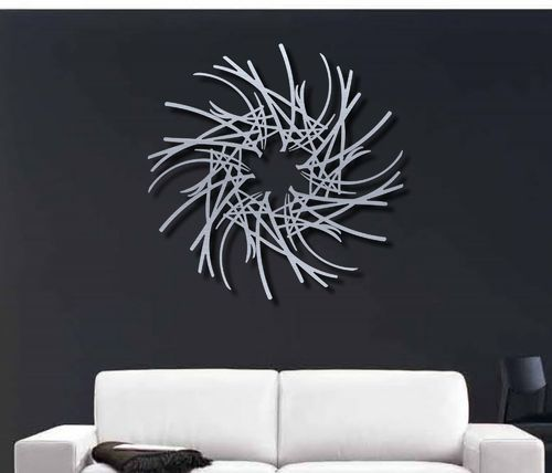 Ss Metal Wall Hanging Art