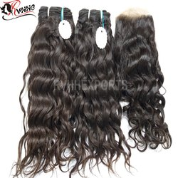 Indian Soft Curly Weft Hair